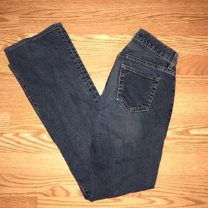 Gap Jeans Low Rise Boot Cut Size 4